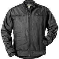 Men's Blacktop Fire Hose Windproof Jacket BLACK ME