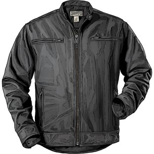 Men's Blacktop Fire Hose Windproof Jacket