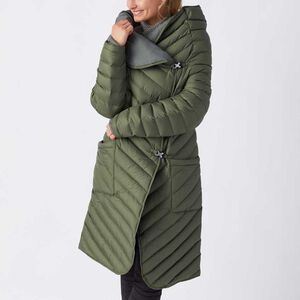 Women's Cold Reliable Down Poncho