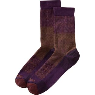 Women's Stay-Put Lightweight Crew Socks PURDMND LR