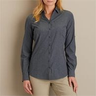 Women's Breezeshooter Shirt COAL HEATHER X-SMALL