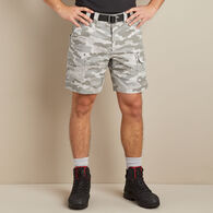 "Men's DuluthFlex Fire Hose Camo 9"" Cargo Short"