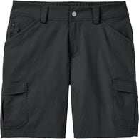 Women's Dry on the Fly 10'' Shorts BLACK 004