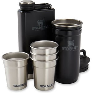 Stanley The Pre-Party Shot Glass+Flask Set