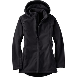 Women's Shoreline Fleece Windproof Coat