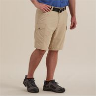 Men's Armachillo Cooling 11'' Cargo Shorts GRAVEL 0