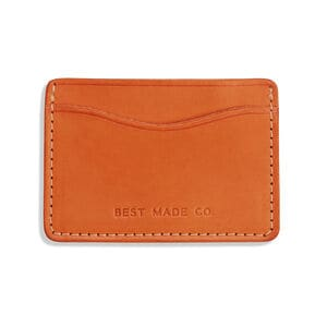 Best Made Leather Card Case