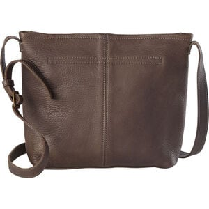Women's Lifetime Leather Medium Sling Bag