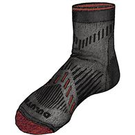 MN 7-Year Performance LW Quarter Socks CHRCOAL MED