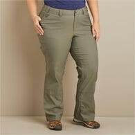 Women's Plus Dry on the Fly Pant SMOKTAN 16W 031