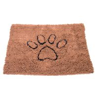 Dirty Dogs Doormat BROWN