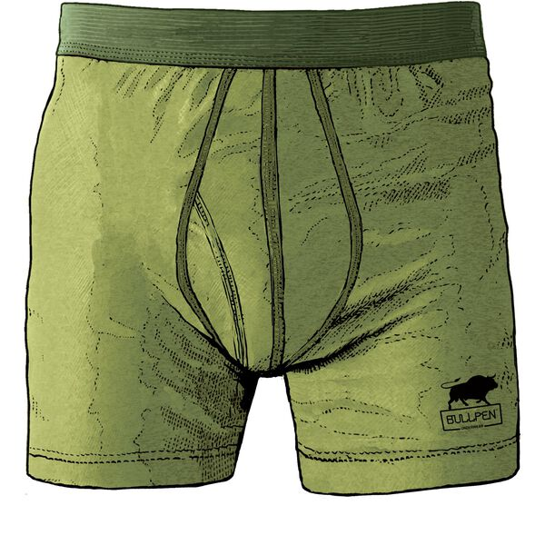 a3a6a37aa4 Men's Bullpen Corralling Boxer Briefs | Duluth Trading Company