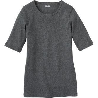 ab5fa549a6 Women's Longtail T Elbow Sleeve Scoop Neck | Duluth Trading Company