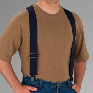 Men's Tall Duluth Trading Clip Suspenders