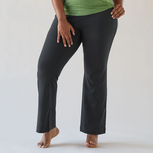 Women's Plus NoGA Naturale Cotton Bootcut Pants
