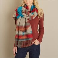 Women's Pistil Mattea Scarf TURQUSE ONE SIZE