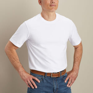 Men's Longtail T Slim Fit Short Sleeve T-Shirt