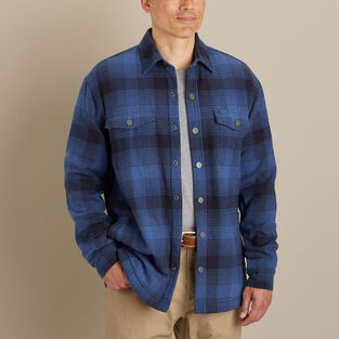 Men's Flapjack Fleece-lined Shirt Jac