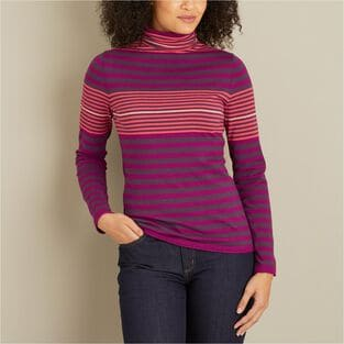 Women's S'no Sweat Mock Sweater