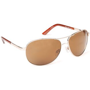 Suncloud Aviator Sunglasses GOLD