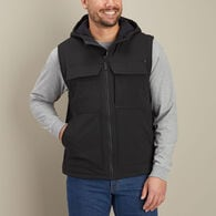 Men's Job Jitsu Full Zip Hooded Vest