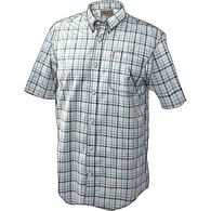 Men's Wrinklefighter Trim Fit Short Sleeve Shirt S