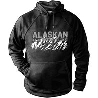 Men's Alaskan Hardgear Blue Lake Hoodie BLACK MED