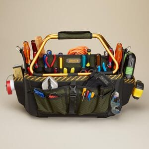 The Arsenal Open Top Tool Bag