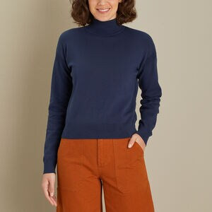 Women's Shiftless Boxy Fit Mockneck