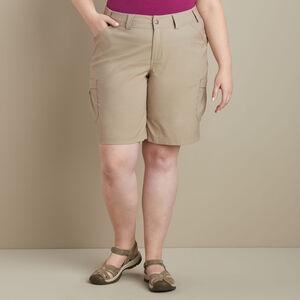 "Women's Plus Dry on the Fly 10"" Shorts"