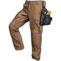 Men's Fire Hose Ultimate Cargo Work Pants BROWN 04