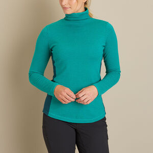 Women's S'no Sweat Turtleneck Sweater