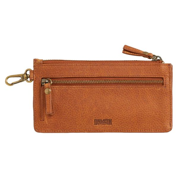 Women's Lifetime Leather Card and Phone Wallet COG