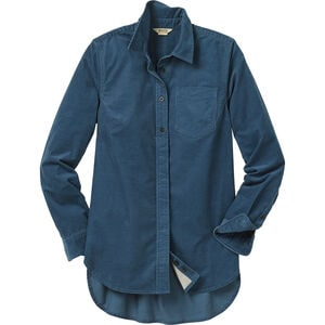 Women's Corduroy Shirt