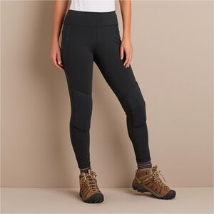Women's NoGA Stretch Knee Pad Leggings