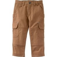 Kids Fire Hose DuluthFlex Pants BROWN 5