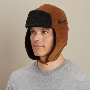 Men's Corduroy Trapper Hat