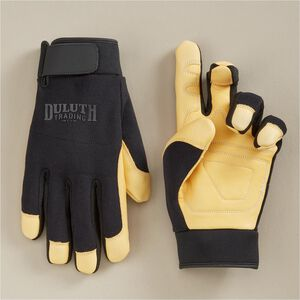 Men's Fence Mender's Kevlar Hybrid Gloves