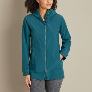 Women's Dryfecta Rain Coat