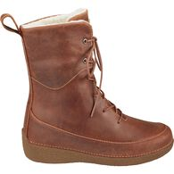 Women's Andina Leather Insulated Boots BROWN 8.5 M