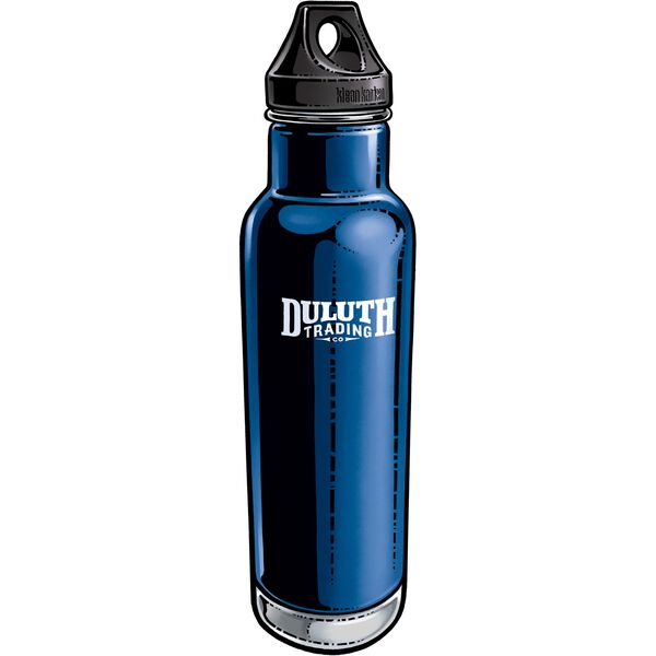 Duluth Trading 20oz Insulated Bottle SAPPHRE
