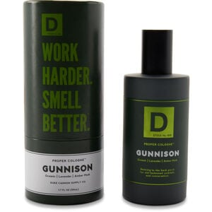 Duke Cannon Gunnison Proper Cologne