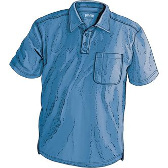 Men s Longtail T CoolMax Short Sleeve Polo Shirt  4225a16bf2cae