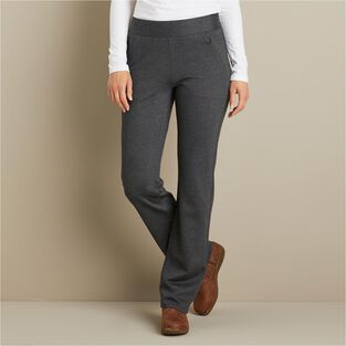 Women's Wearwithall Ponte Knit Straight Leg Pant