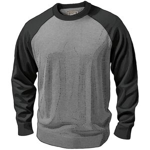 Men's Rocket Science Baseball Crew Sweater
