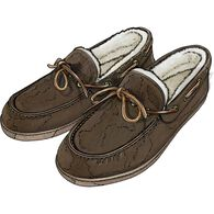Men's Fire Hose Slippers COFFEE 8  MED