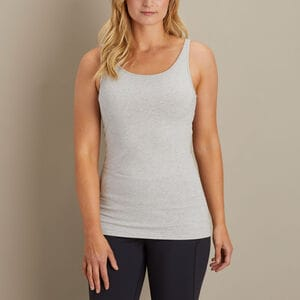 Women's No-Yank Reversible Thin Strap Tank