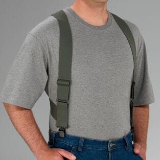 Men's Regular Side Clip Suspenders