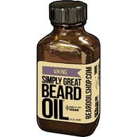 Viking Simply Great Beard Oil