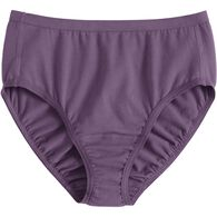 Women's Plus Free Range Cotton Briefs AFNVILT 2X